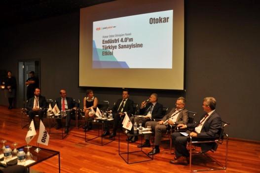 Endüstri 4.0'ın Türkiye sanayisine etkisi tartışıldı