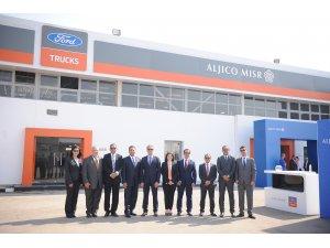 Ford Trucks, Afrika'da güçleniyor