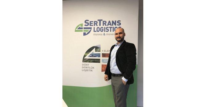 Sertrans Logistics'e yeni Ar-Ge ve Bilgi Teknolojileri Müdürü