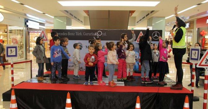 MobileKids Trafik Eğitim Projesi, Ankara'da çocuklarla buluştu