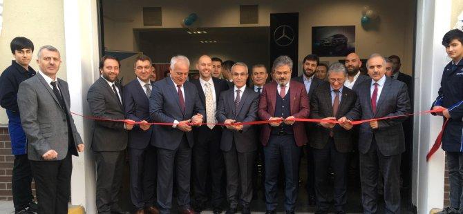 Mercedes-Benz Türk Laboratuvar açtı