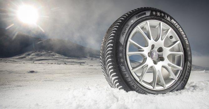 Kış lastiği zorunluluğu başladı; Michelin uyarıyor!