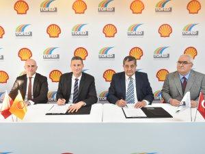 Shell – TOFED iş birliği 2022'ye kadar uzatıldı