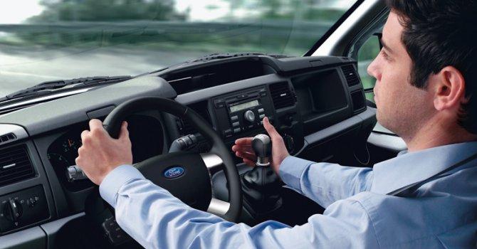 Ford Transit, İSTAB üyelerine tanıtıldı