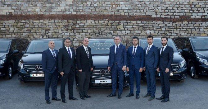 FB Organizasyon, Mercedes-Benz'i tercih etti