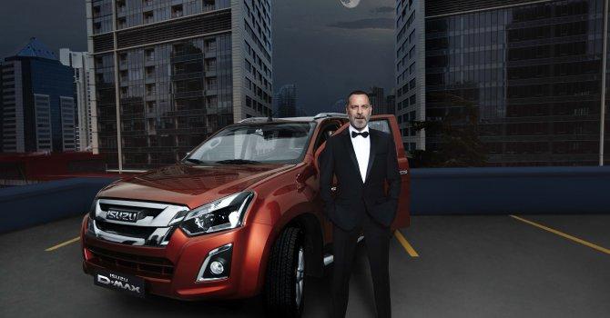Yeni Isuzu D-Max Yılın Pick-up'ı ödülünün sahibi oldu