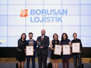 Lojistik Sektörünün En İtibarlı Markası Borusan Lojistik