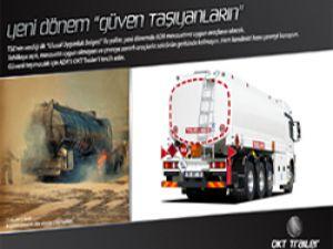 OKT Trailer, yeni kurumsal kimliğiyle GAS Turkey Fuarı'nda