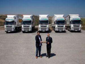 "Treuex Logistics filosunu büyütürken ""Volvo"" dedi"