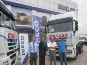 Mer-Can araç filosunu Iveco ile güçlendirdi