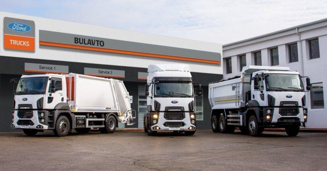 Ford Trucks, Bulgaristan'daki yeni tesisini Varna'da açtı