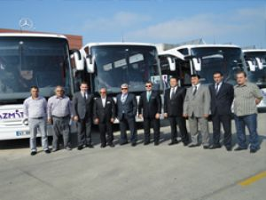 Mercedes Benz Türk 3 günde 23 otobüs sattı