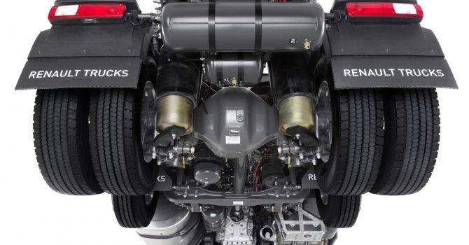 Renault Trucks'dan kilometre sınırsız 2 yıl parça garantisi