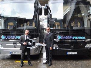 Adıyaman Kahta Petrol Turizm  filosunu TEMSA otobüslerle genişletiyor