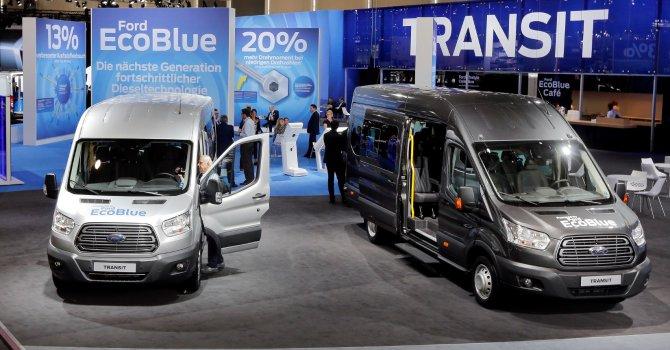 Ford, 2 litrelik EcoBlue motorla güçleniyor