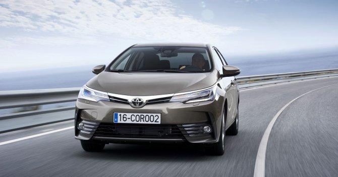 Toyota Corolla ING Bank'ın tercihi oldu