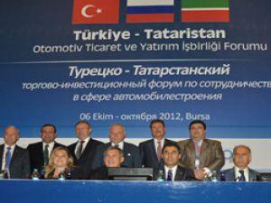 OİB, Tataristan ile işbirliği kapılarını açtı