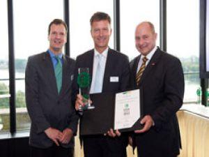 ZF, EBUS Award 2012 ödülü almaya layık oldu
