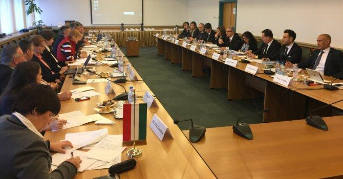 Macaristan KUKK toplantısı Bupadeşte'de yapıldı