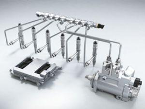 Ticari araçlarda ekonomik ve temiz dizel motorlar için Common-Rail sistemleri