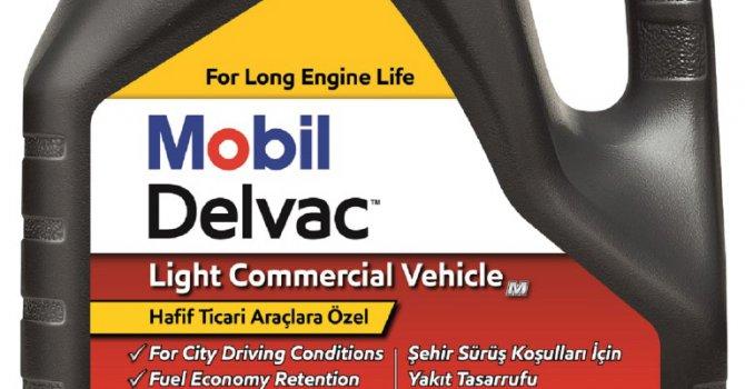 Mobil Delvac Ailesi Türkiye'de