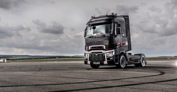 Renault Trucks Ödül Sahibi Oldu