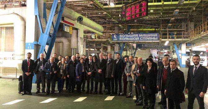 Türkiye, Rusya pazarında liderlik peşinde