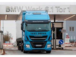 IVECO ve BMW Group'tan iş birliği