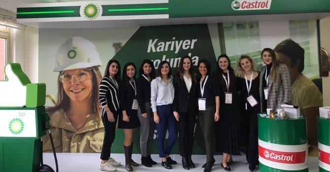 BP Castrol'den Genç Kadınlara Anlamlı Destek