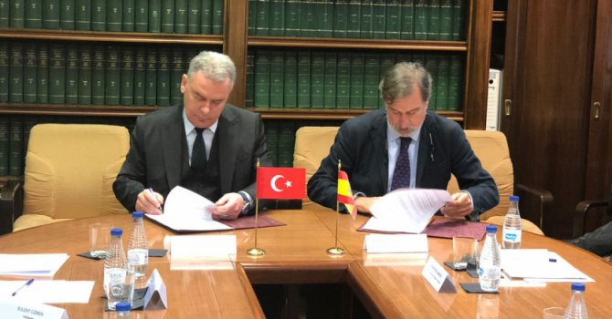 İspanya'dan 12.000 adet geçiş belgesi alındı
