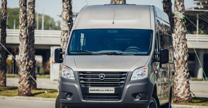 GAZelle Next Panelvan satışa sunuldu