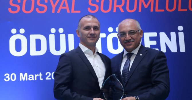 Mercedes-Benz Türk Startup projesine ödül