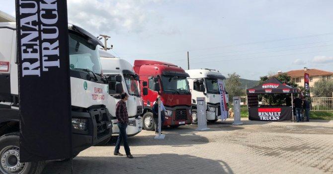 Renault Trucks 3 bin müşterisiyle buluştu