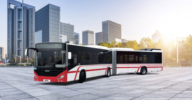 Busworld Turkey 2018'de Otokar