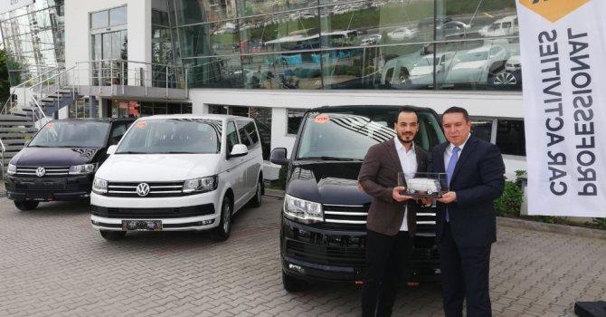 VTR Turizm'e 10 adet Volkswagen Caravelle