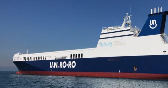 UN Ro-Ro bir kez daha satıldı