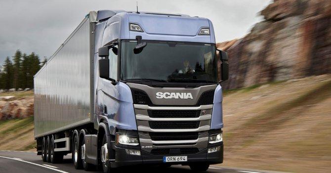 Değişmez lider Scania