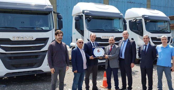 Arkas Lojistik Türkiye'de ilk ihracatı gerçekleştirdi