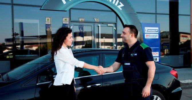 Euromaster'dan Lastik Alana Yakıt Hediyesi!