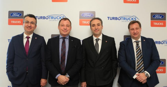 Ford Trucks Rusya'da TURBOTRUCKS oldu
