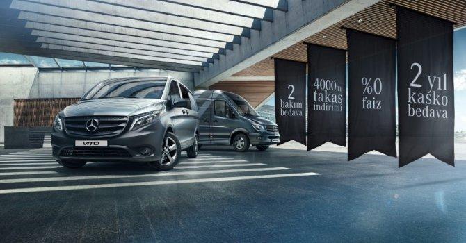 Mercedes-Benz'den yük taşımacılarına kampanya