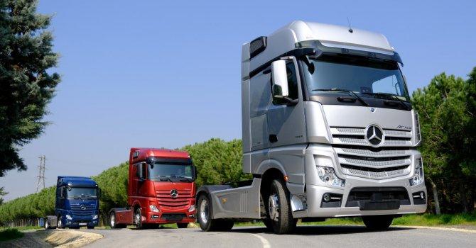 Mercedes-Benz Türk, yeni araçlar geliyor
