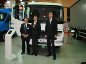 Mercedes-Benz Logitrans 2012'de
