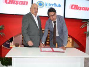Alışan - Interbulk iş ortaklığı Logitrans'ta gerçekleşti