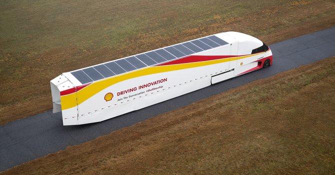 "Shell ve kamyon şirketi Airflow, ""Starship""i tanıttı"
