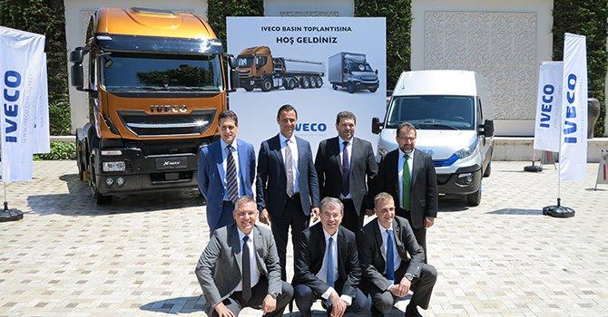 Iveco'dan yeni ağır segment aracı