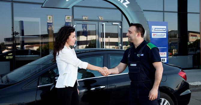 Euromaster 4 ayda 22 yeni servis noktası açtı