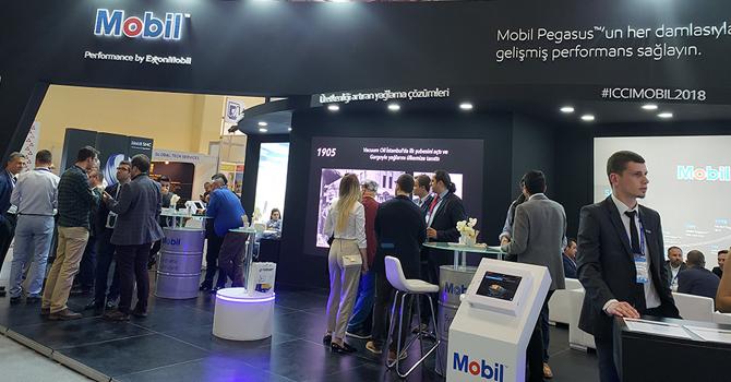 Exxon Mobil'in yeni ürünleri İstanbul'da tanıtıldı