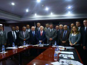 Arap Karayolu Taşımacıları Birliği ile UND işbirliğini güçlendiriyor