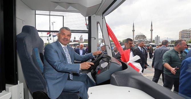 Bozankaya otobüs ihalesini kazandı
